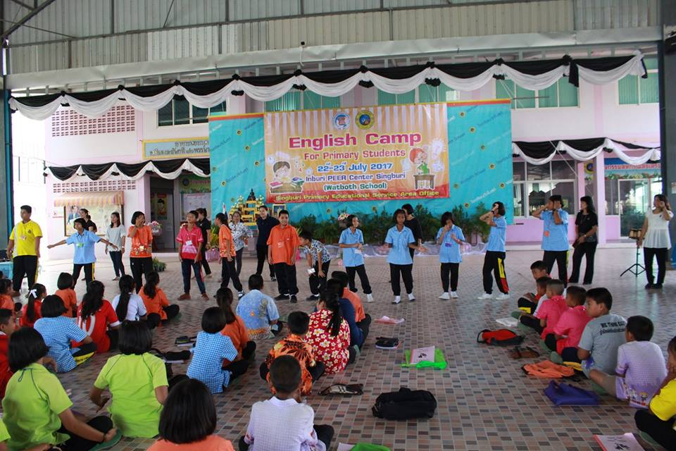 Engligh Camp 2560